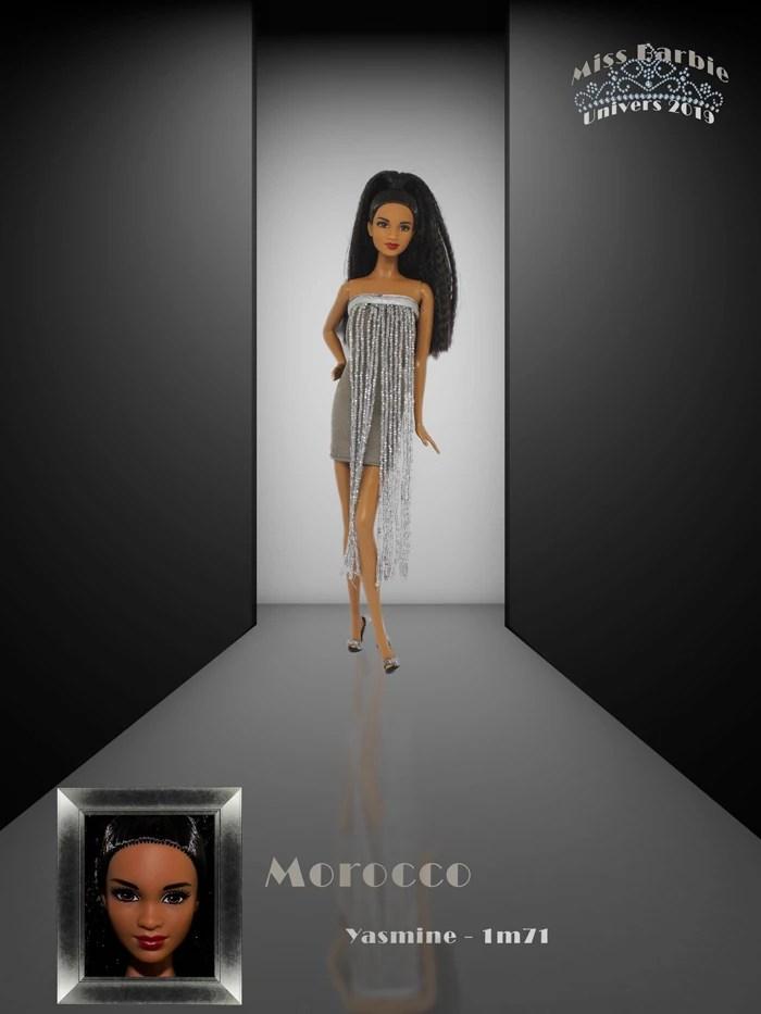 Miss Barbie Yasmine