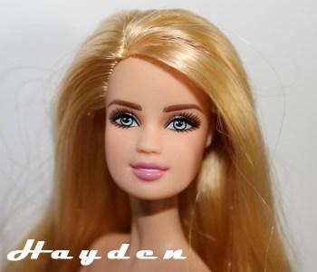 Barbie Hayden