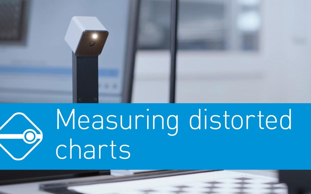 Chart detection through vision tecnology