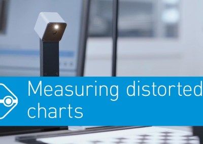 Video: Chart detection through vision tecnology