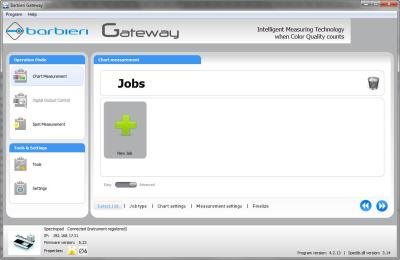 Barbieri Gateway software