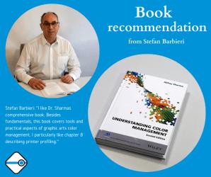 Book recommendation: Understanding Color Management