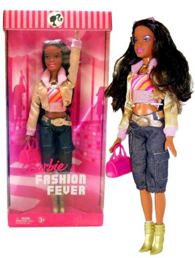 Barbie Fashion Fever Nikki Doll