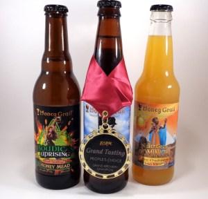 Honey Grail's Boudica's Uprising Mead