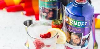 Smirnoff Vodka Love Wins Cocktail
