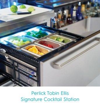 Perlick Tobin Ellis Cocktail Station