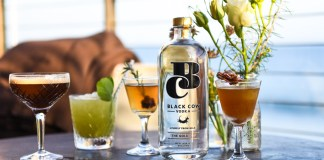 Black Cow Vodka Gold Top Cup Cocktail Competition