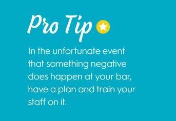 Pro Tip On Bar/Restaurant Security Training