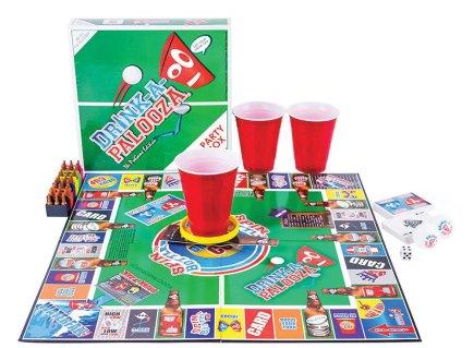 Drink a Palooza Bar Games