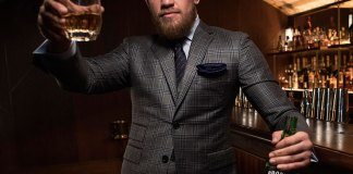 conor mcgregor Proper No. Twelve Irish Whiskey eire born spirits