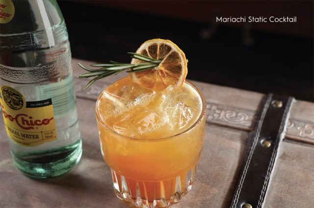 Mariachi Static Cocktail