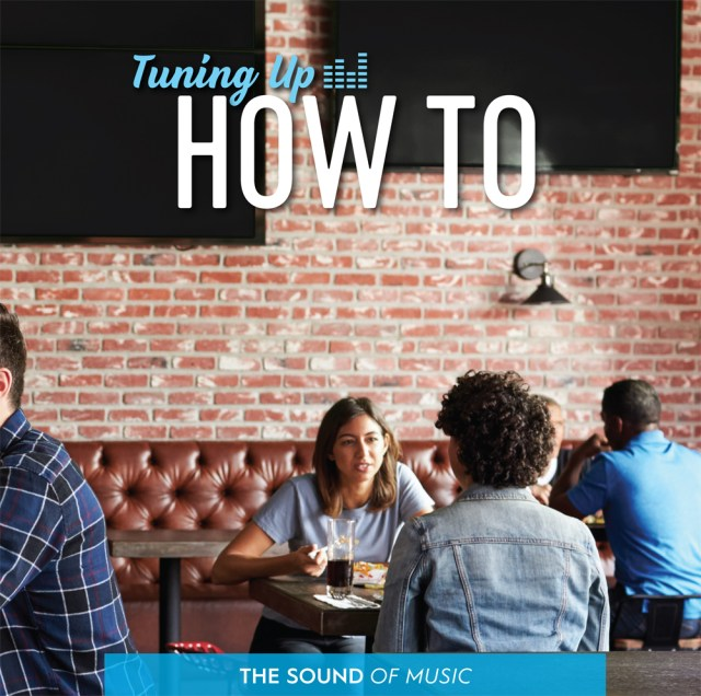 How to Tuning up