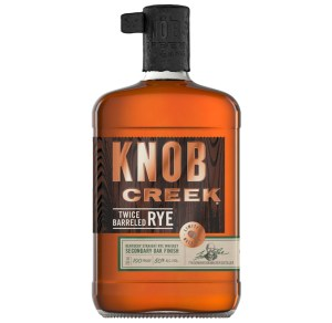 Knob Creek® Twice Barreled Rye