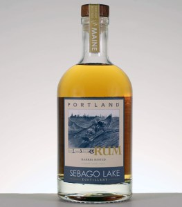 Barrel Rested Portland Rum