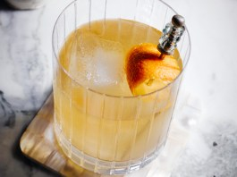 Jonathan Pogash's Granty Burn Old Fashioned Recipe