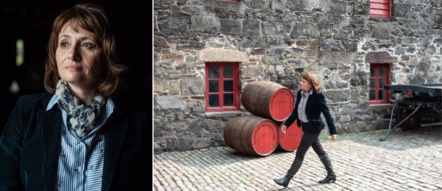rachel barrie whisky hall of fame