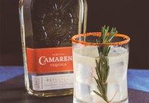 Camarena Pineapple Chili Margarita Recipe