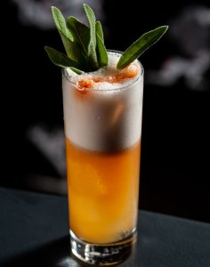 Ron Barceló's Desayuno Tropical Cocktail Recipe