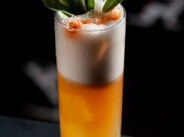 Ron Barceló's Desayuno Tropical Cocktail Recipe
