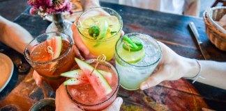 Draught Cocktails Tony Cross Reverie Cocktails