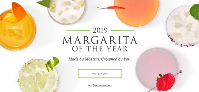 Margarita of the Year 2019 Patron Tequila