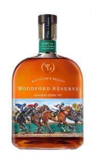 Woodford Reserve 2019 Kentucky Derby Bottle Keith Anderson