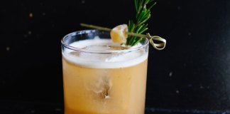 Basil Hayden's® Bourbon Ginger Buck Cocktail Recipe
