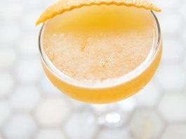 Caledonia Spirits' Barr Hill Gin kettlebell cocktail recipe