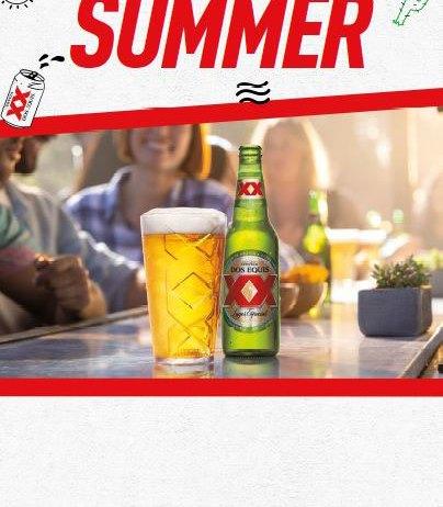 Dos Equis summer promo