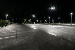 parking lot safety