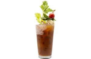 Monin Caprese Bloody Mary cocktail recipe