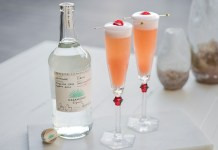 Casamigos Tequila Casa Bellini cocktail recipe
