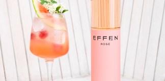 EFFEN Watermelon Rosé Cooler Cocktail Recipe