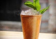Knob Creek Mint Julep Cocktail Recipe