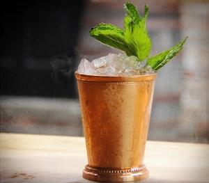 Knob Creek Mint Julep Cocktail Recipe