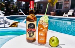Sailor Jerry Spiced Rum Savage Apple