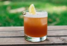 Knob Creek® Summer Shandy cocktail recipe