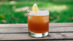 Knob Creek® Summer Shandy cocktail recipe