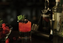 Brockmans Gin Summer Punch Cocktail Recipe