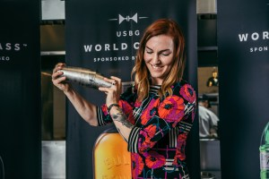 United States Bartenders' Guild World Class Sponsored by Diageo Katie Renshaw 2019 U.S. Bartender of the Year