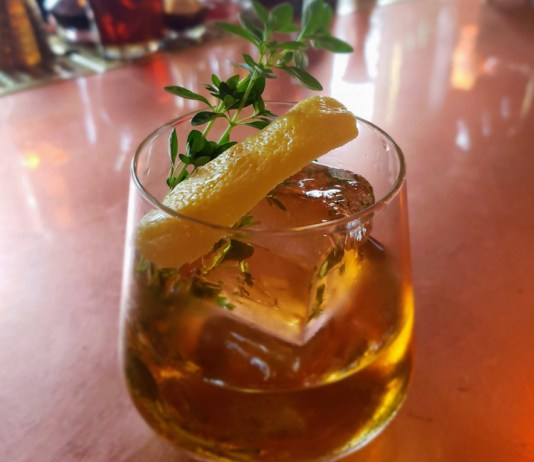 Uncle Nearest Old Pal from Tennessee cocktail recipe