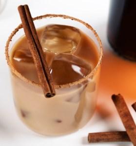 Van Gogh Vodka's Vietnamese Iced Coffee Cocktail Recipe