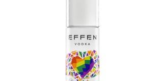 EFFEN Vodka Pride Bottle 2019