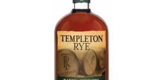 Templeton Rye Whiskey Barrel Strength Straight Rye Whiskey