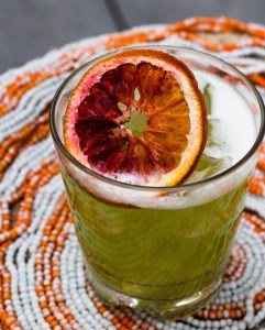 Fired Up Margarita cocktail recipe Casamigos Cleo