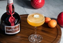 Grand Marnier The Grand Bastille cocktail recipe