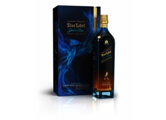 ohnnie Walker Blue Label Ghost and Rare Glenury Royal