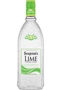 Seagram's Lime Flavored Vodka