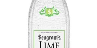 Seagram's Lime Flavored Vodka