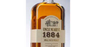 Uncle Nearest 1884 Small Batch Premium Whiskey